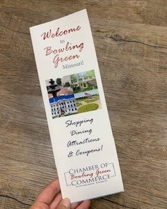 NEW! Bowling Green Coupon Brochure!