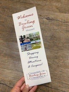 NEW! Bowling Green Coupon Brochure!