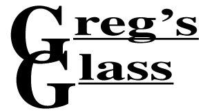 Greg's Glass